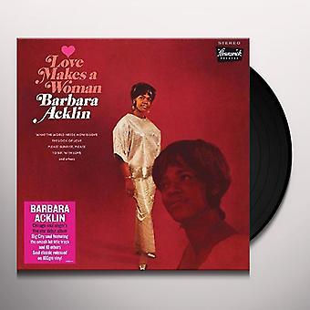 Barbara Acklin - Love Makes A Woman Vinyl