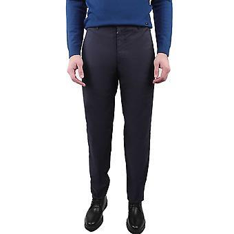 Armani Collezioni Men Pants    Black