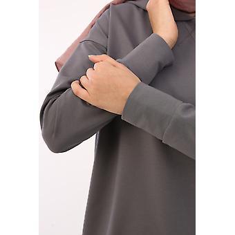 Hooded Comfortable Mold Sweatshirt