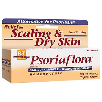 Boericke & Tafel Psoriaflora Cream, 1 Oz