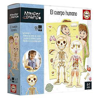 Educational Game El Cuerpo Humano Educa (ES) (ES)