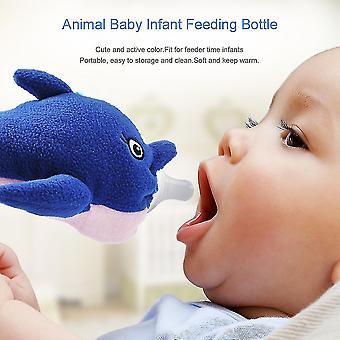 Animal Baby Infant Feeding Bottle Feeder Case Insulation Keep Warm Cover