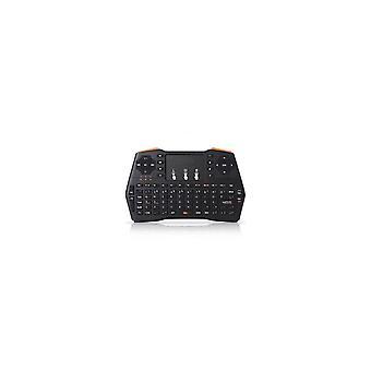 i8 Plus Inglese 2.4G Wireless Mini Touchpad Tastiera Air Mouse Airmouse Telecomando per TV Box