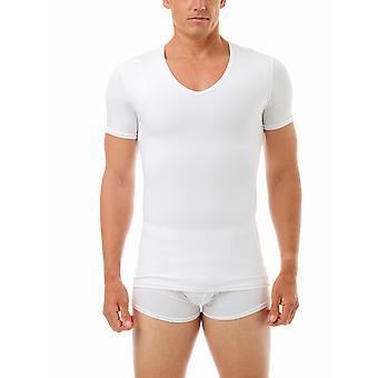 Underworks Cotton Concealer V-neck T-shirt