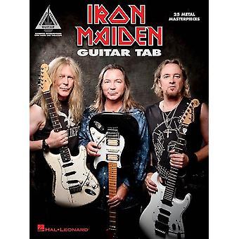 Iron Maiden: Guitar Tab - 25 obras maestras de metal