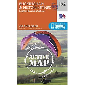 Buckingham and Milton Keynes