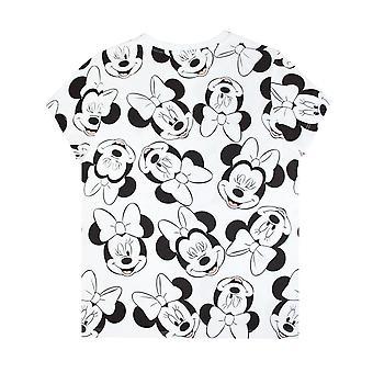 Minnie Mouse Femmes/Dames Boyfriend Fit T-shirt