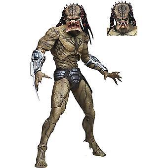 Deluxe Ultimate Assassin Predator ubevæpnet Neca Action Figur