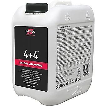 Shampoo 4+4 Salon Indola (5 L)