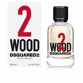 Dsquared2 Two Wood Edt Spray 30 Ml Unisex