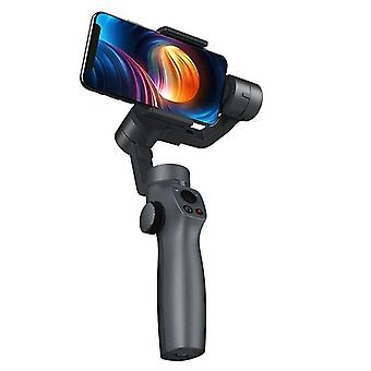 3osý ruční gimbal stabilizátor s tahem zaostření a zoom pro iphone xs max xr x 8 plus 7 6 se