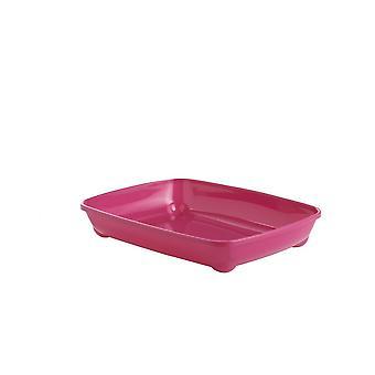 Cat Litter Tray Hot Pink