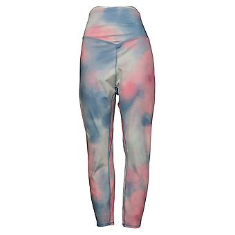 WVVY By Fitty Britttty Plus Leggings Power Core Knit Pop Seam Pink 729469