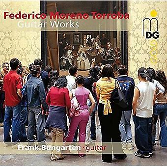 Frank Bungarten (Guitar) - Torroba: Castillos De Espa?a Puertas De [SACD] USA import