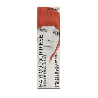 Hårfärg UV-röd
