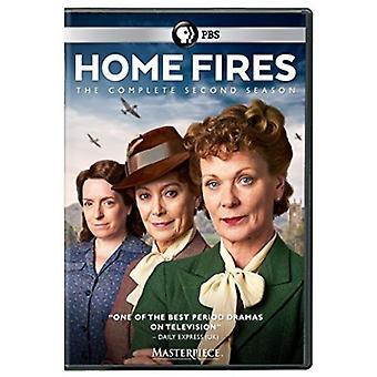 Capolavoro: Home Fires - importazione USA stagione 2 [DVD]
