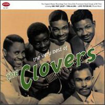 Clovers - Very Best of the Clovers [CD] USA import