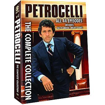 Petrocelli: The Complete Collection [DVD] USA import