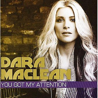 Dara Maclean - You Got My Attention [CD] USA import