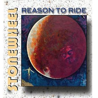 Importación Stonewheel - motivo viaje [CD] Estados Unidos