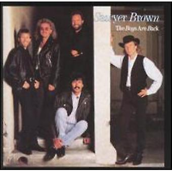 Sawyer Brown - Boys Are Back [CD] USA import