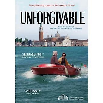 Unforgivable [DVD] USA import