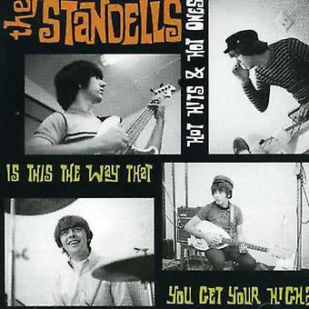 Standells - Hot Hits & Hot Ones Is This the Way to Get Your Hi [CD] USA import