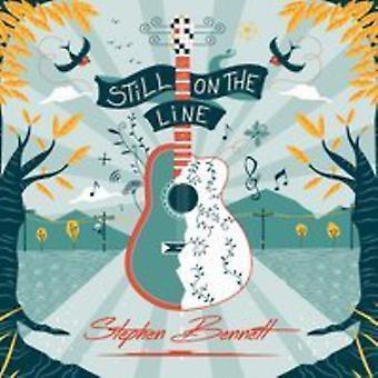 Importação de Stephen Bennett - ainda na linha [CD] EUA