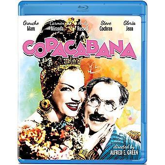 Copacabana (1947) [BLU-RAY] USA import