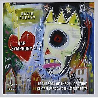 David Chesky - Rap Symphony [CD] USA import