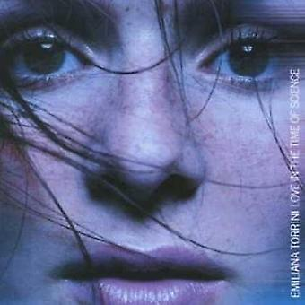 Emiliana Torrini - Love in the Time of Science-Direct Metal Master [CD] USA import