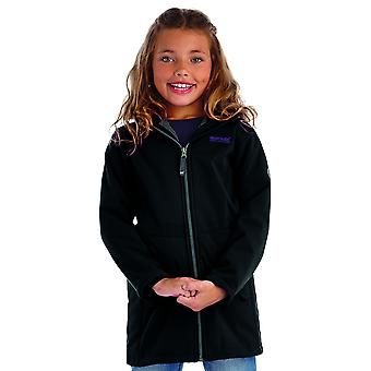 Regatta Great Outdoors Childrens Girls Heritage Starley Softshell Jacket