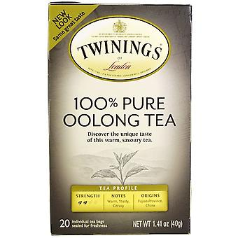 Twinings av London 100% ren Oolong te