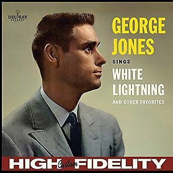 Jones*George - Sings White Lightning & Other Favorites [Vinyl] USA import