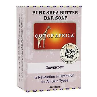 Out of Africa Pure Shea Butter Bar Soap Lavender