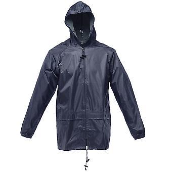 Regatta Mens Stormbreak bekväma vattentät lätta Rain Coat jackor