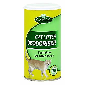 Canac Cat Litter Deodoriser, 6 packs of 200 g