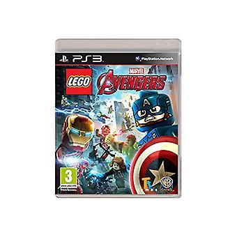 LEGO Marvel Avengers (PS3) - Factory Sealed