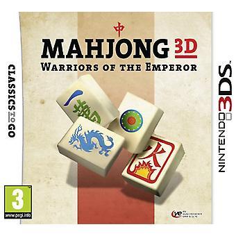 Mahjong Warriors of the Emperor (Nintendo 3DS) - New