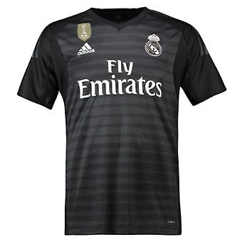 2018-2019 real Madrid Adidas Home keeper Shirt