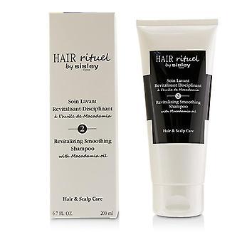 Sisley Hair Rituel By Sisley Revitalizing Smoothing Shampoo With Macadamia Oil - 200ml/6.7oz