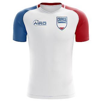 2018-2019 Crimea Home Concept Football Shirt