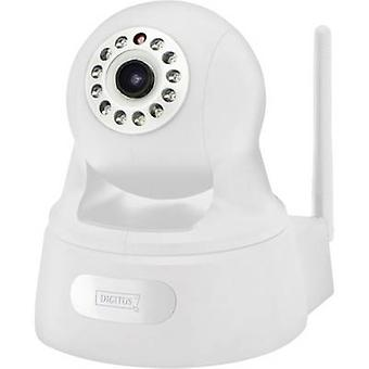 Digitus Plug&View OptiPan DN-16029 Wi-Fi, LAN IP CCTV camera 1920 x 1080 p