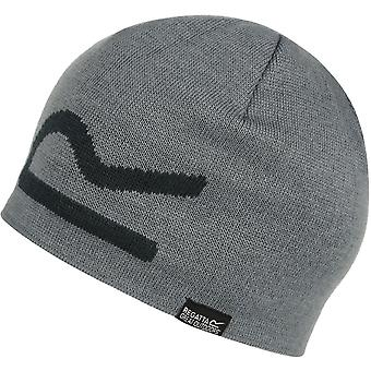 Regatta Mens Brevis Acrylic Knit Warm Winter Walking Beanie Hat