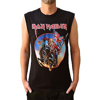 Amplified Iron Maiden Trooper Vest