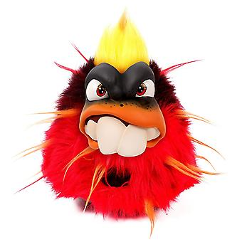 Grumblies Scorch Plush The Interactive Pet Toy, Red