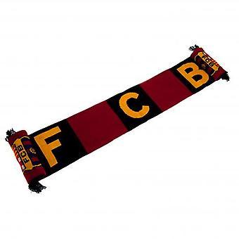 Barcelona Bar Scarf FCB