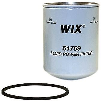 WIX filtres - Heavy Duty 51759 Spin-On filtre hydraulique, Pack de 1