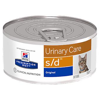 Hill's Feline s/d Moist (Cats , Cat Food , Wet Food)