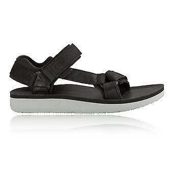 Teva Womens oprindelige Universal Premier læder Walking Sandal